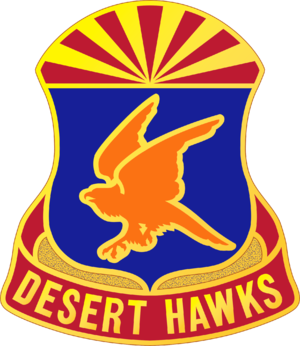 77th Aviation Brigade (United States) - Image: 285 Avn Rgt DUI