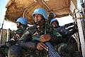 28 mai 2015, Bunia, Province Orientale, RD Congo - Des casques bleus appartenant au contingent bangladais de la MONUSCO effectuent une patrouille terrestre aux alentours de Bunia (17753784303).jpg