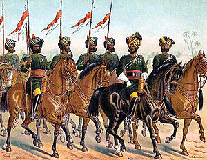 13th Lancers - Image: 2nd Bombay Lancers