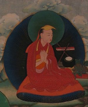 Ganden Tripa - 2nd Ganden Tripa Gyaltsab Je (1364-1432)