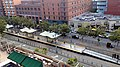2nd and King station from ATT Park, June 2017.jpg