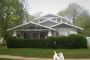 National Register of Historic Places listings in Jackson County, Oklahoma - Image: 301 & Sugar 3