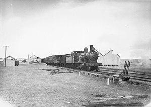 Taralga - Taralga railway station