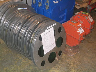 Reel - 35mm film reels and boxes