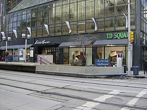 3 Street Southwest and 4 Street Southwest stations - Image: 3 Street Southwest (C Train) 1
