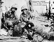 3d battalion 24th marines comm kwajalein atoll
