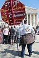 41.HealthCareReformProtests.SupremeCourt.WDC.27March2012 (6876861976).jpg