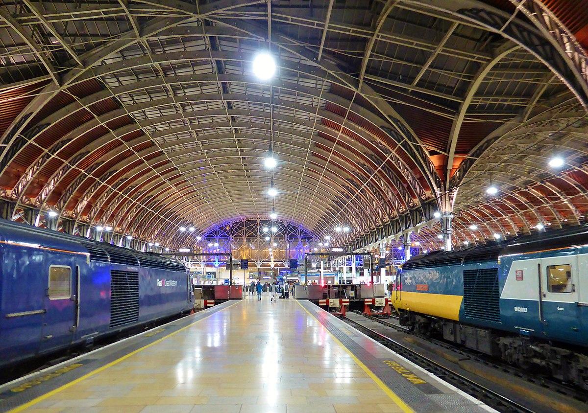London Paddington Station Wikipedia