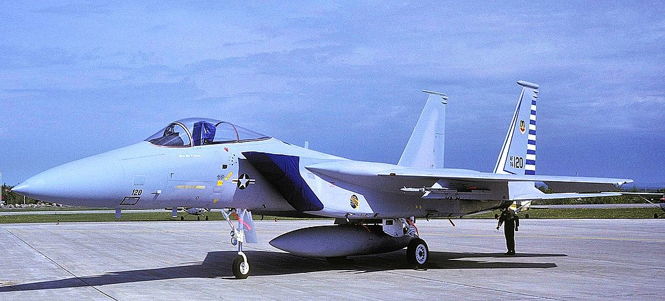 48th Fighter-Interceptor Squadron- F-15 - Langley AFB