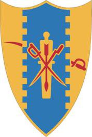4th Cavalry Regiment (United States) - Image: 4Cavalry Regt DUI