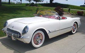 Chevrolet Corvette (C1) - 1953 Corvette