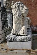 6023 - Venezia - Arsenale - Leone greco (da Lepsina) - Foto Giovanni Dall'Orto, 3-Aug-2007.jpg