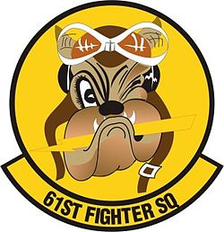 61st Fighter SQ - Top Dogs
