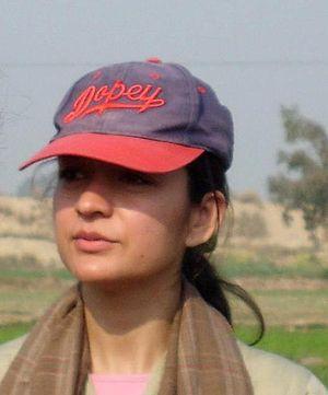 Samiya Mumtaz - Samiya Mumtaz in 2010