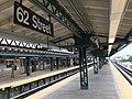 62nd Street (West End Platform).JPG