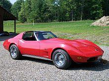 Chevrolet Corvette Stingray Concept on Chevrolet Corvette   Wikipedia  The Free Encyclopedia