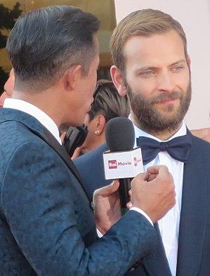 Alessandro Borghi (actor) - Image: 74 Venice Film Festival 2017 Alessandro Borghi (36566308010) (cropped)