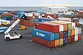 7 reach stacker containers Torshavn 300918.jpg