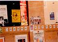 84 têtes de Boeuf aquarellé affichées dans la caféteria des Beaux-Arts le 2 mai 1997 - 4.jpg