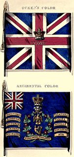 87th (Royal Irish Fusiliers) Regiment of Foot Former British Army regiment