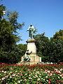 8825 - Milano - Monumento a Cavour (1865) - Foto Giovanni Dall'Orto, 13-Sept-2007.jpg