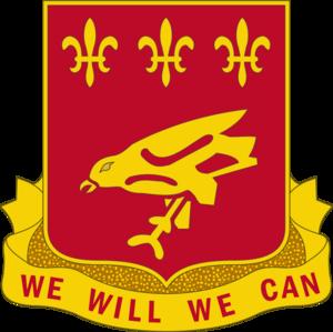 907th Glider Field Artillery Battalion - Image: 907DUI