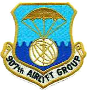 907th Airlift Group - Image: 907th Airlift Group Emblem