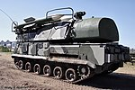 9A310 self-propelled launch vehicle for Buk-M1-2 Air defence system.jpg