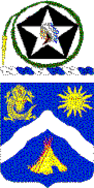 9th Infantry Regiment (United States) - Coat of arms