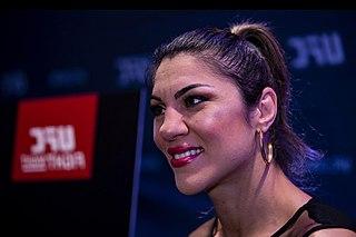 Bethe Correia Brazilian MMA fighter