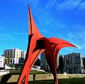 "A. Calder's ""Eagle"" at The Olympic Sculpture Park - panoramio - Tori Sloane.jpg"