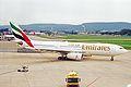 A6-EAI 1 A330-243 Emirates ZRH 04SEP02 (8266756040).jpg