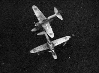 Nakajima A6M2-N - A6M2-Ns at Attu, Alaska