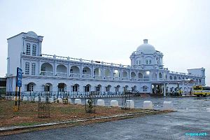 Northeast Frontier Railway zone - Agartala Railway Station