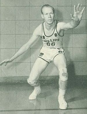 A. L. Bennett - Bennett with the Phillips 66ers.