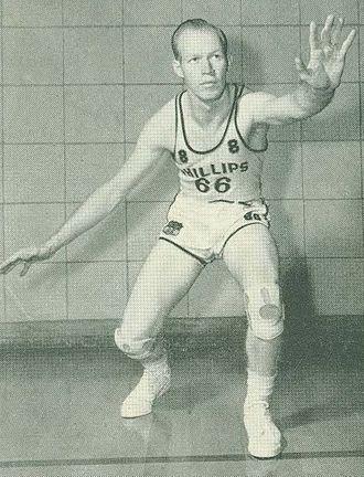 A. L. Bennett - Bennett with the Phillips 66ers.