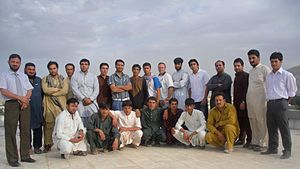 Rugby union in Afghanistan