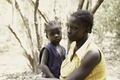 ASC Leiden - Coutinho Collection - B 29 - Life in the Liberated Areas, Guinea-Bissau - Woman with child - 1974.tif