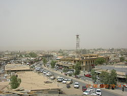 A Chamchamal town center view, 2009.jpg
