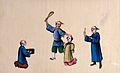A Chinese female prisoner being beaten Wellcome V0041450.jpg