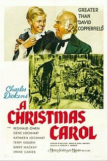 <i>A Christmas Carol</i> (1938 film) 1938 American Christmas film directed by Edwin L. Marin