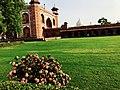 A beautiful garden in the vicinity of the Taj!.jpg