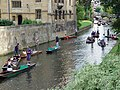 A busy day on the river Cam - geograph.org.uk - 1062762.jpg