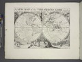 A new map of the terraqueous globe according to the ancient discoveries and most general divisions of it into continents and oceans. NYPL1630697.tiff