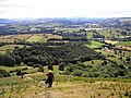 A view south west from Ragleth - geograph.org.uk - 2237254.jpg