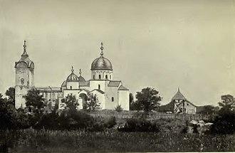 Žiča - Žiča in 1889