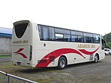 Abashiri bus Ki230A 1133rear.JPG
