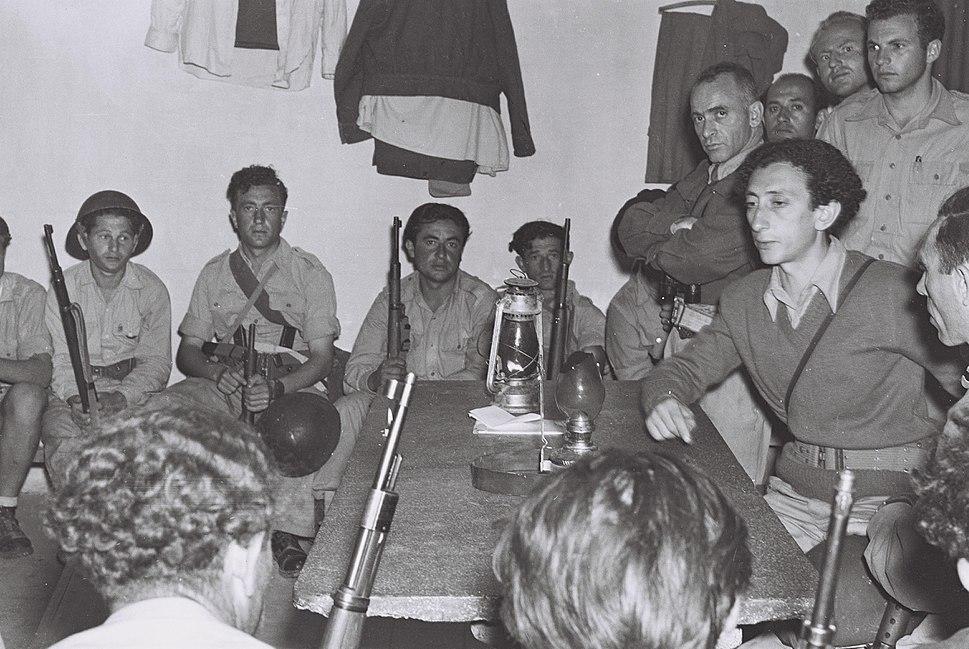 Abba Kovner 1948