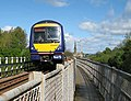 Aberdeen train on the bridge - geograph.org.uk - 1283941.jpg