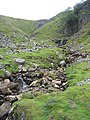 About to cross Lover Gill - geograph.org.uk - 956746.jpg